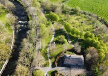 Aerial Shots of our Heritage Park