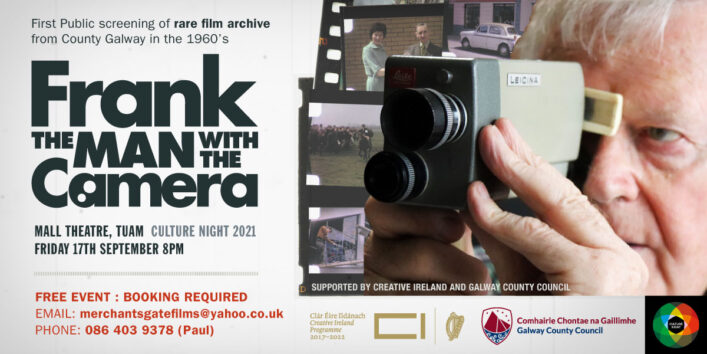 'Frank- The Man with the Camera'