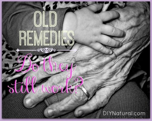 Old Cures | https://www.diynatural.com/wp-content/uploads/Old-Remedies-660x525.jpg