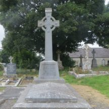 The Grave of Michael Davitt in Straide Abbey | Photo: B. Forde