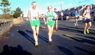 Roger Rushe, Derreen and Mickey Kelly, Coolreagh, still running at 75 | Killererin - A Parish History