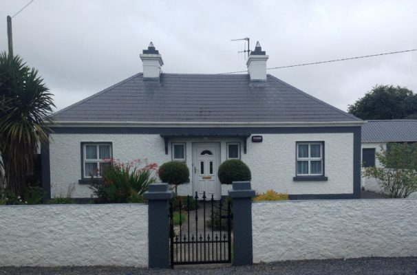 The Home Place  - Pat and Peggy Boyle's home in Togher  | Photo: Bernadette Forde