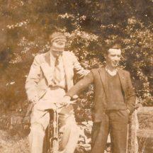 John O'Sullivan and John Keane | Killererin Heritage Society