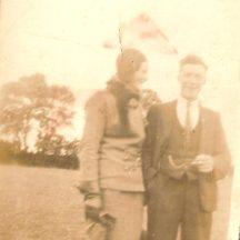 Mog Forde, Coolregah and John Keane, Barnaderg | Killererin Heritage Society