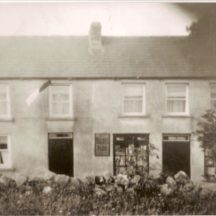 Mitchells Shop, Barracks | Killererin Heritage Society