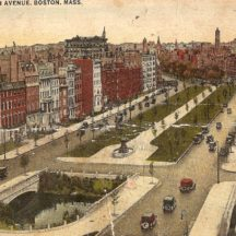 Commonwealth Avenue, Boston, U.S.A. | Killererin Heritage Society
