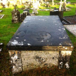 Tomb of Miles Kirwan 1816  | John Coyle, Killererin Heritage Society