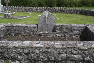 Grave of Rev. W Jennings, Creevaghbaun | Killererin Heritage Society