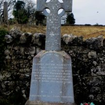 GRAVE 11A: HANRATTY-GILMORE | Bernadette Forde, Killererin Heritage Society