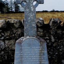 Grave 11B - Gilmore, Courskeaghmore | Bernadette Forde, Killererin Heritage Society