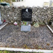 Grave 2 - Grave of Joseph Desmond Walsh and the Donnellan family, Imanemore and also Christy Walsh and Kathleen Walsh nee Donnellan | Bernadette Forde, Killererin Heritage Society