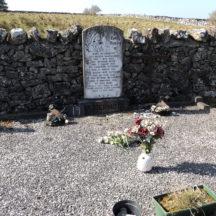 Grave 21: McDermott- Canney families, Stovelodge | Bernadette Forde, Killererin Heritage Society