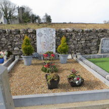 Grave 7 - Ryder family, Clogherboy Edward, Norah, Margaret, Patrick and Mary Delia | Bernadette Forde, Killererin Heritage Society