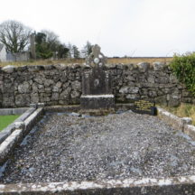 Grave 9:--- ?, Mary, Anthony (Tony) Tuam and Askeaton, Co. Limerick | Bernadette Forde, Killererin Heritage Society
