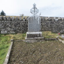 Grave 25: Concannon and Cunniffe families, Horseleap | Bernadette Forde, Killererin Heritage Society
