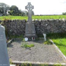 Grave 12: Donnellan, Togher ... | Bernadette Forde, Killererin Heritage Society