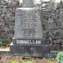 Grave 12: Donnellan, Togher | Bernadette Forde, Killererin Heritage Society