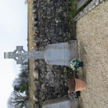 Grave 11 B Gilmore, Courskeaghmore | Bernadette Forde, Killererin Heritage Society