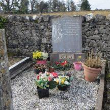 Grave 17: Kelly Donnellan families