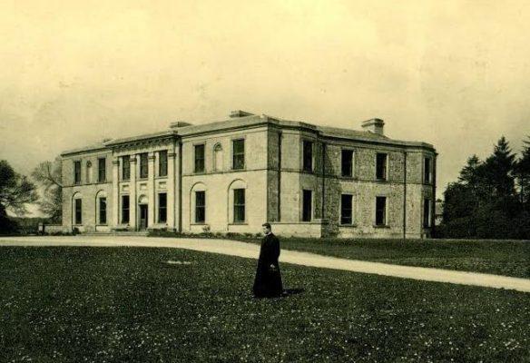 Moyne Park House 1969   Killererin Heritage Society