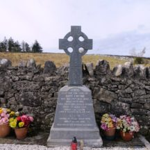 Grave 23: Mary J. Noone and family | Bernadette Forde, Killererin Heritage Society