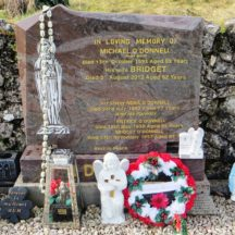 Grave 6  - O'Donnell family, Feigh North | Bernadette Forde, Killererin