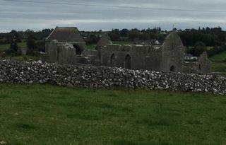 Ruins of Cistercian Monastery 2nd October, 2019 | Bernadette Forde