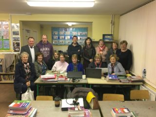 Genealogy class with Martin Curley in Baraderg NS | John Flattery