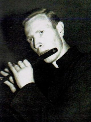 Fr. Tommy enjoying some time off | Funeral Mass booklet