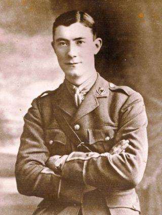 Lt. Darby Daly, Derreen | Killererin Heritage Society