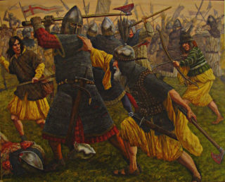 Battle of Knockdoe 19th August, 1504 | https://www.bing.com/images/