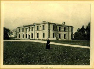 Moyne Park House | Killererin Heritage Society