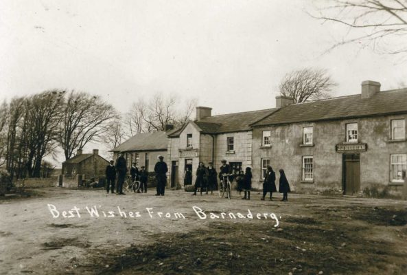 Barnaderg c. 1900s -  | Photo: Des McGuinness, Dublin