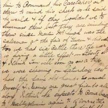 P.4 Letter posted to James Mullin in 1898 from Ballyglunin | J. Lennon, Dundrum, Co. Dublin