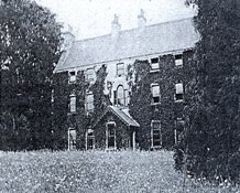 Barbersfort House before it was burnt down | Photo: Dom and Mary Dunleavy, Barbersfort House
