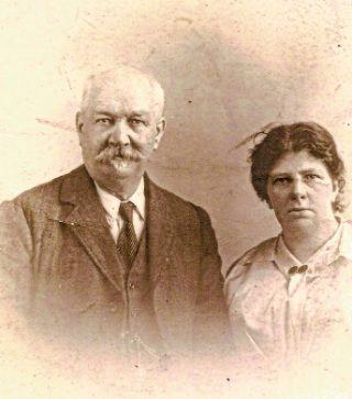 Thomas and Mary Jane Hanley | Killererin Heritage Society collection