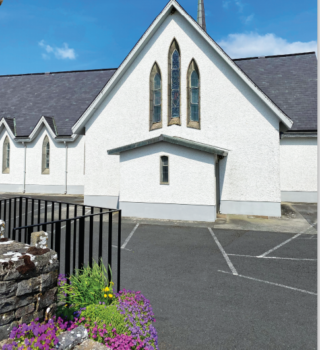 St. Mary's Church 2021 | Photo: Sinéad Mallee, Knock, Co. Mayo