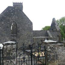 Carmelite Abbey, Loughrea   B. Doherty 2020