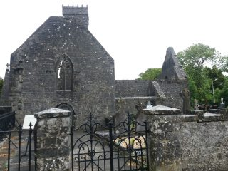 Carmelite Abbey, Loughrea | B. Doherty 2020