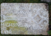 Boughan grave-slab
