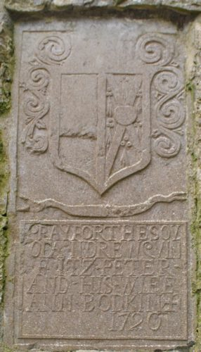 Fitz Peter / Bodkin plaque | Christy Cunniffe