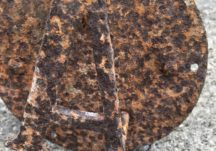 Alcorn branding iron