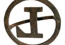 Lyons Family Branding Irons