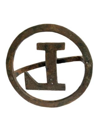 Lyons Family Branding Irons | Leslie Lyons