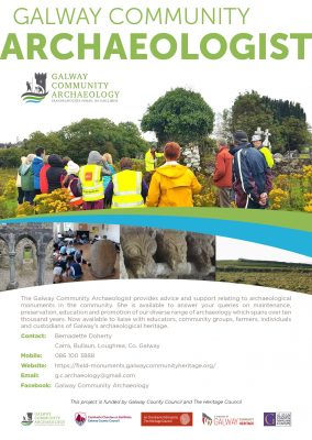 GalwayCommunity Archaeologist, Poster | Galway County Council
