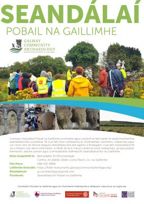 Galway Community Archaeology at work | Galway County Council