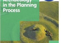 Archaeology in Planning Process
