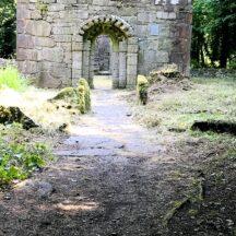 12th Century Chapel door, Inchagoill by Antoinette Lydon   Antoinette Lydon