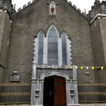 Church of the Immaculate conception Oughterard   Antoinette Lydon