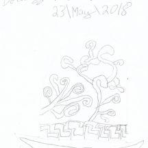 La Tene Art   Jack DeLarggy, 4th Class